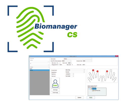 BIOMANAGER CS