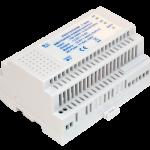RIEL DIN – 1 salida con batería integrada