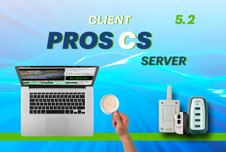 PROS CS 5.2, now with support for the Radio Range and more features