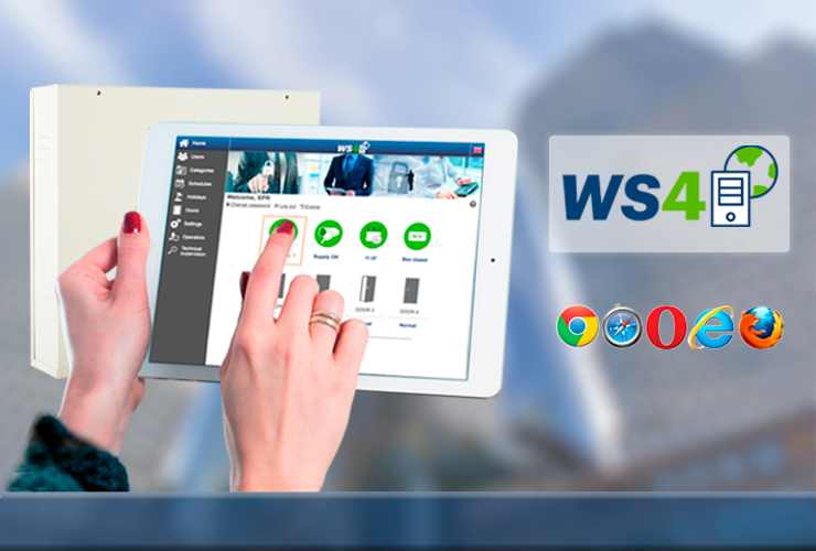 Discover My WS4