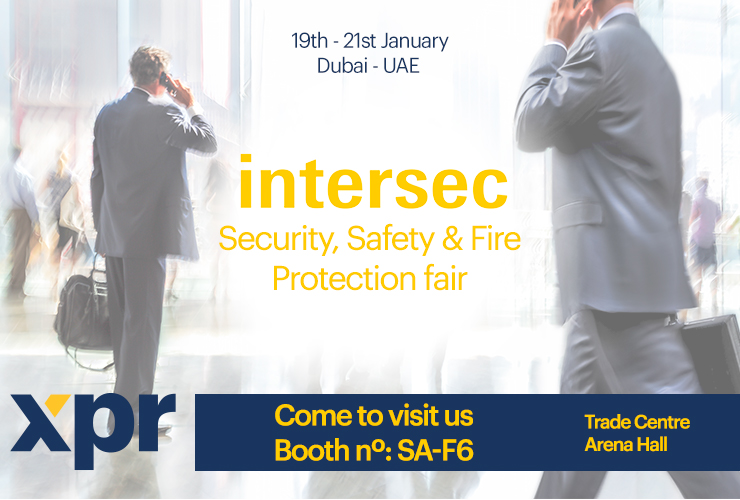 XPR at Intersec 2020