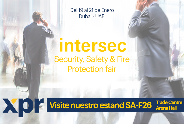 XPR en Intersec 2020
